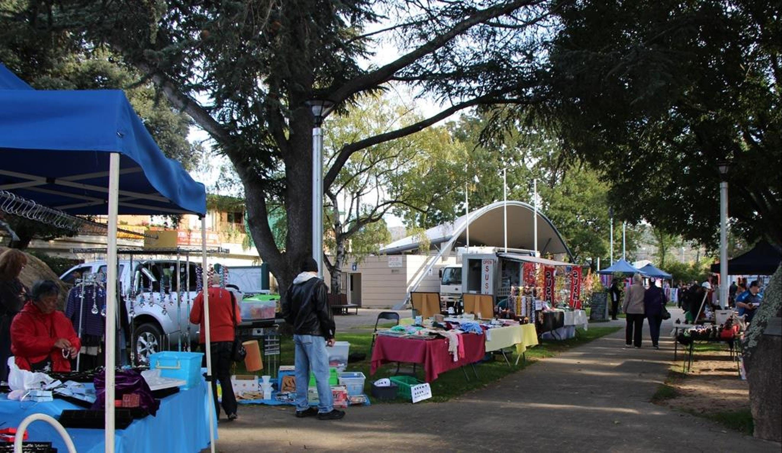 Cooma Rotary Markets - Townsville Tourism