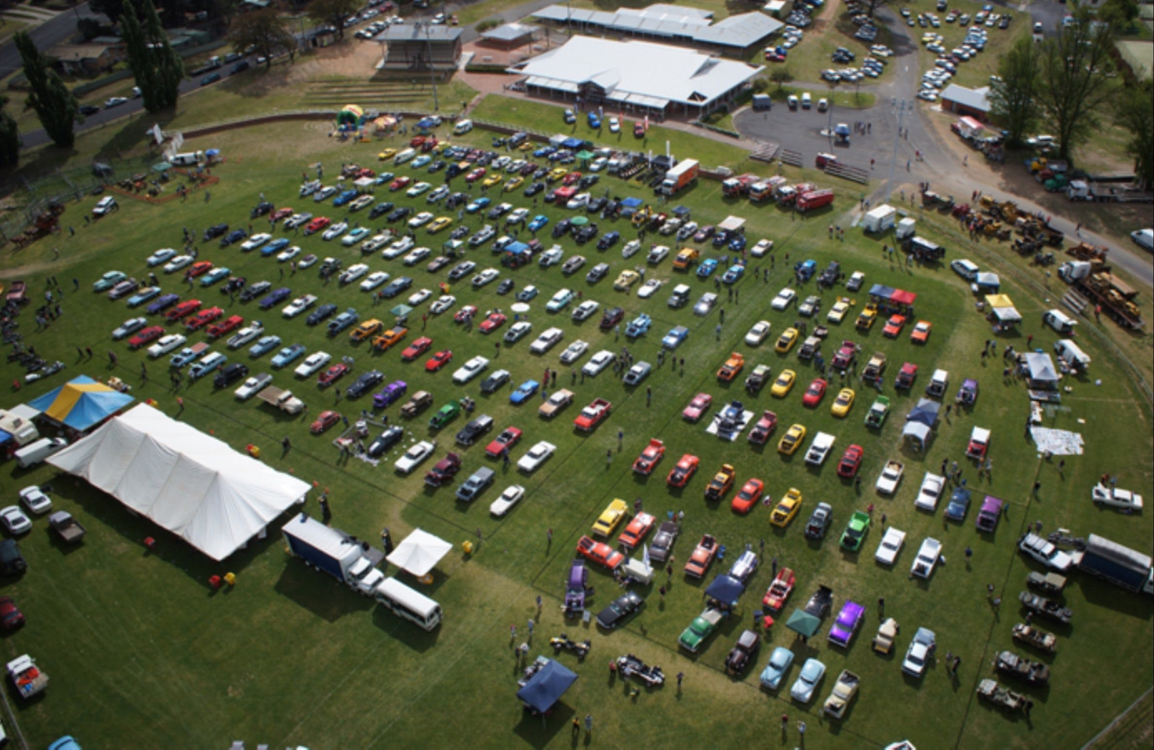 Cooma Motorfest - Townsville Tourism