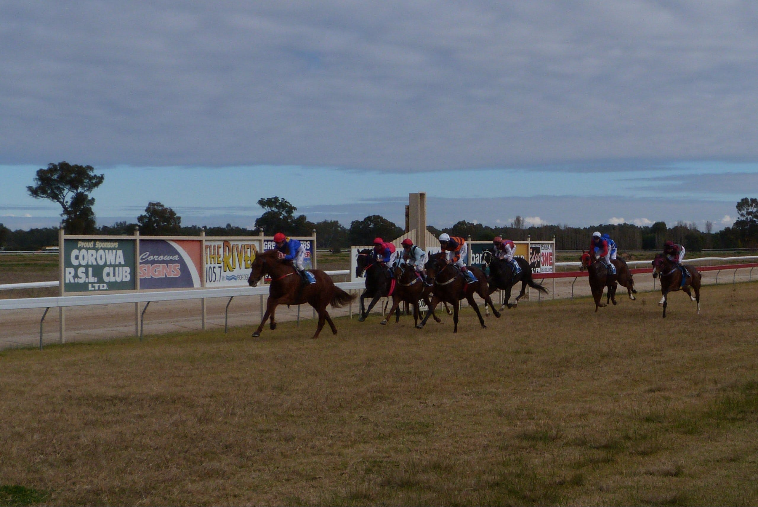 Corowa Horseraces - Townsville Tourism