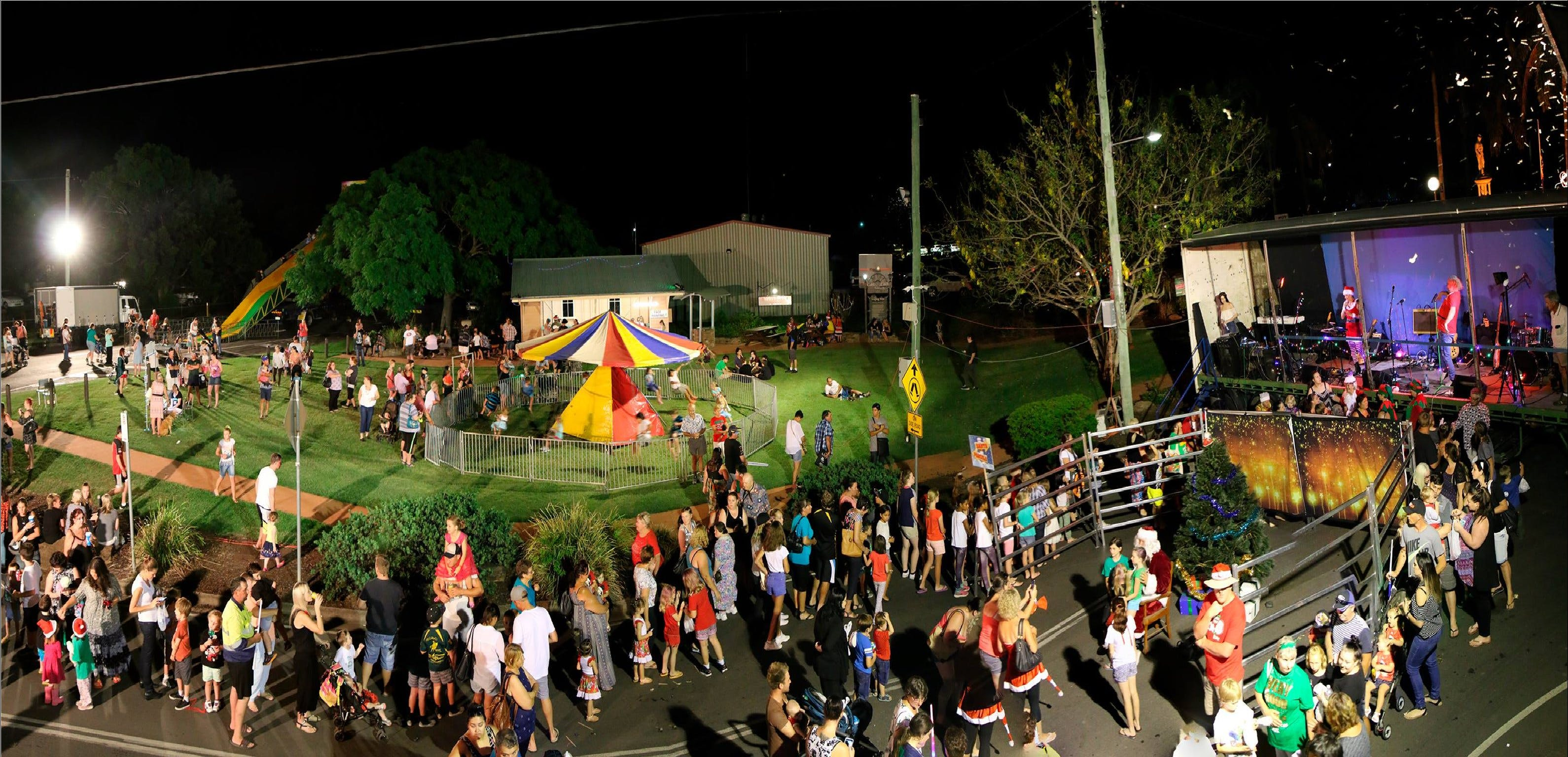 Forest Hill Christmas Festival - Townsville Tourism