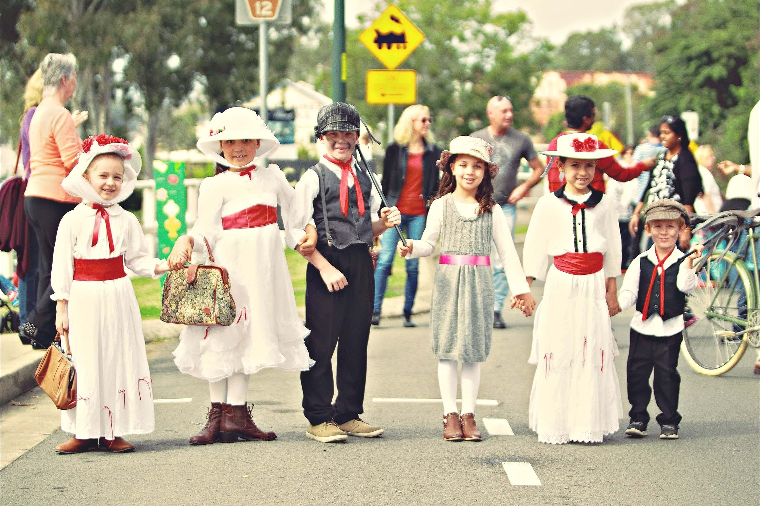 Mary Poppins Festival - Townsville Tourism