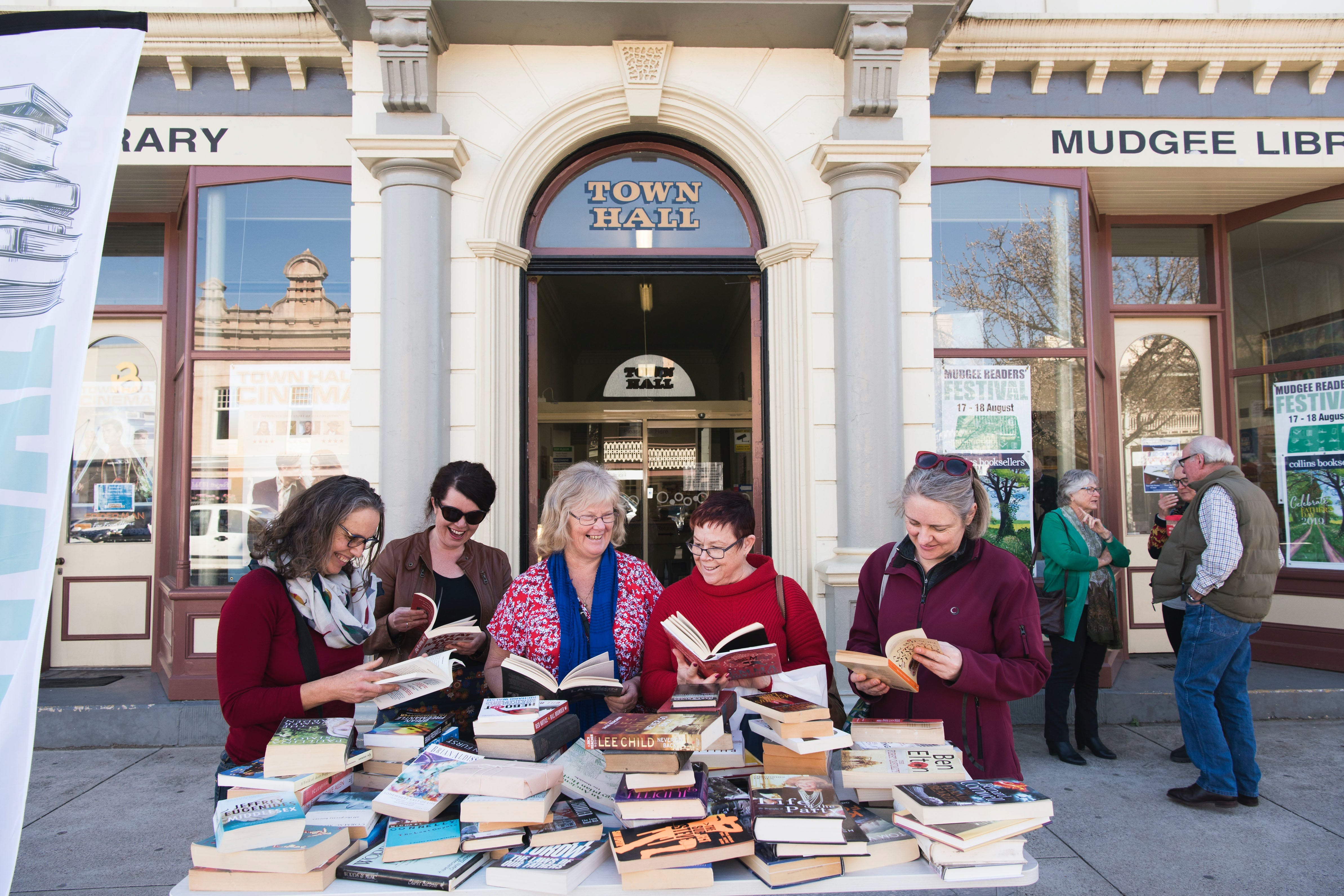 Mudgee Readers' Festival - Townsville Tourism