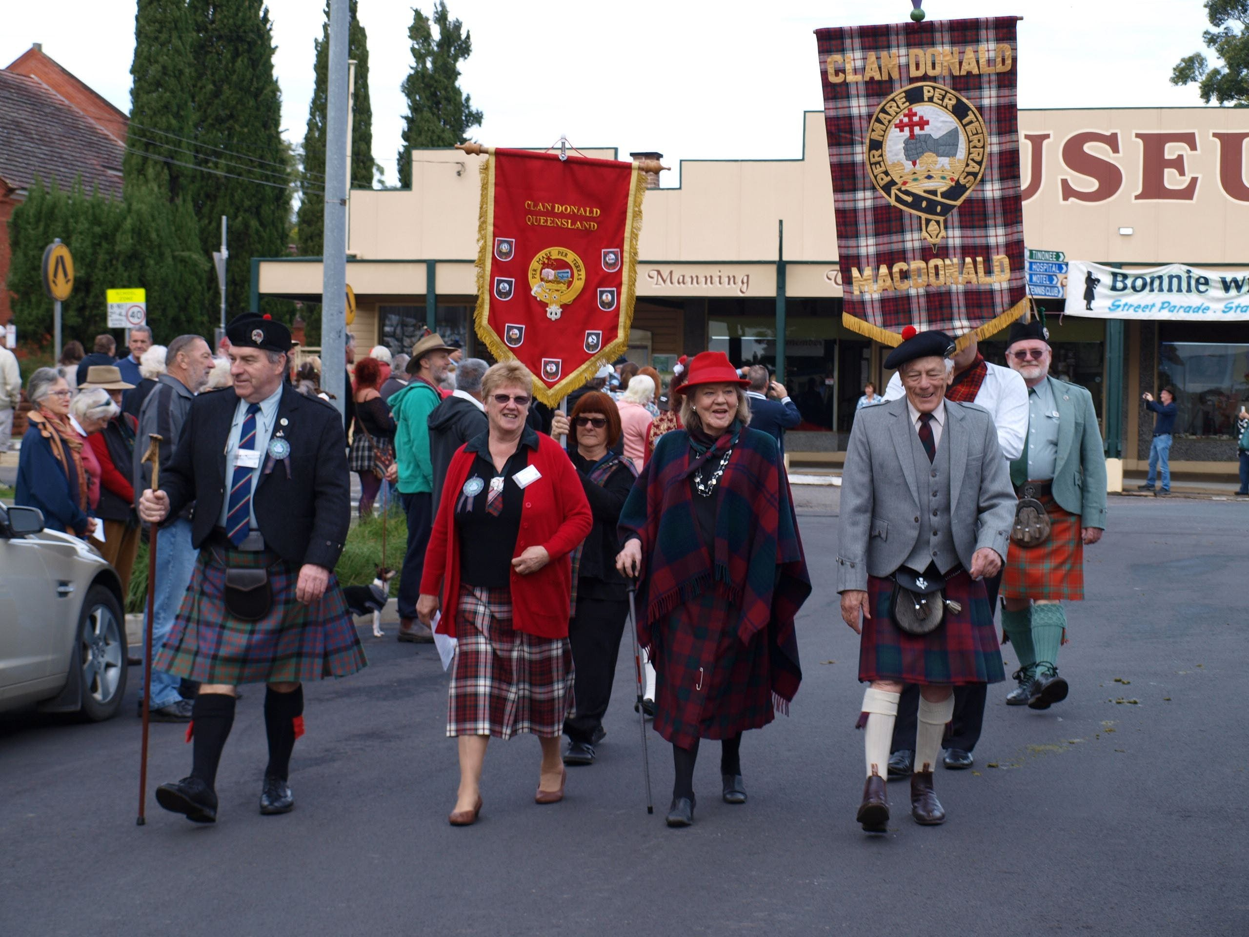 Bonnie Wingham Scottish Festival - Townsville Tourism