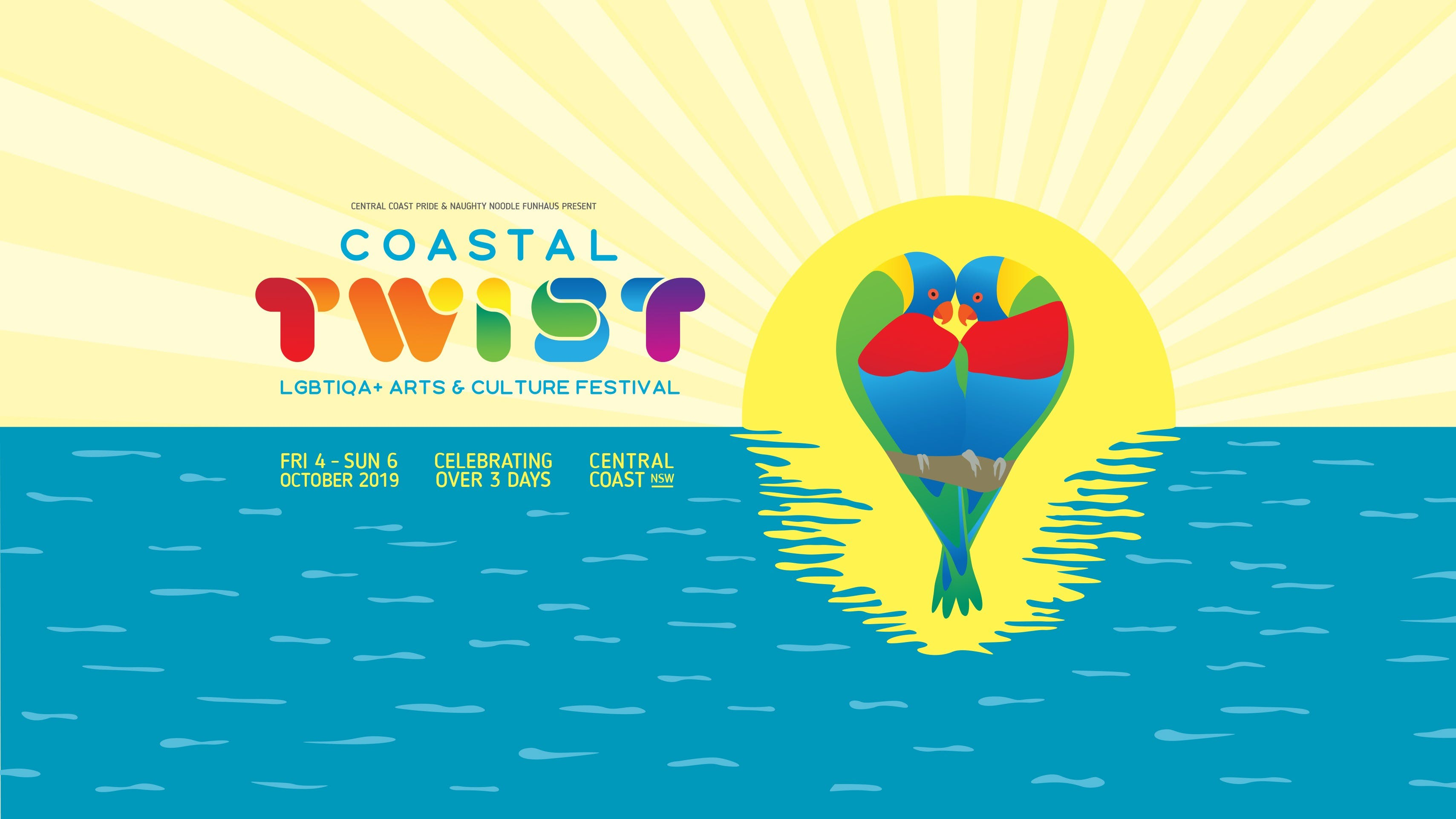 Coastal Twist LGBTIQA Arts and Culture Festival - Townsville Tourism
