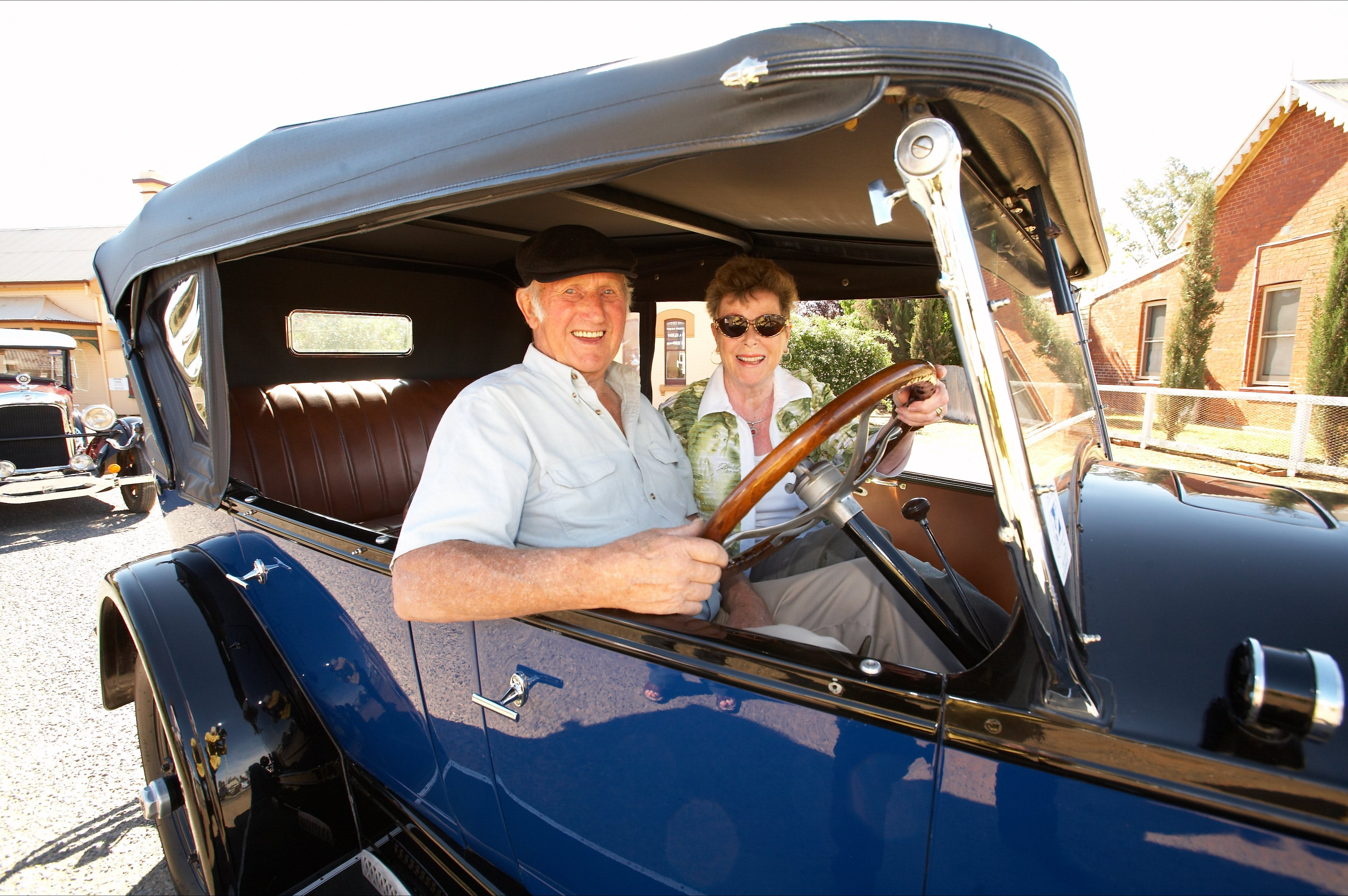 Corowa Historic Vehicle and Machinery Club Spring Fun Weekend - Townsville Tourism