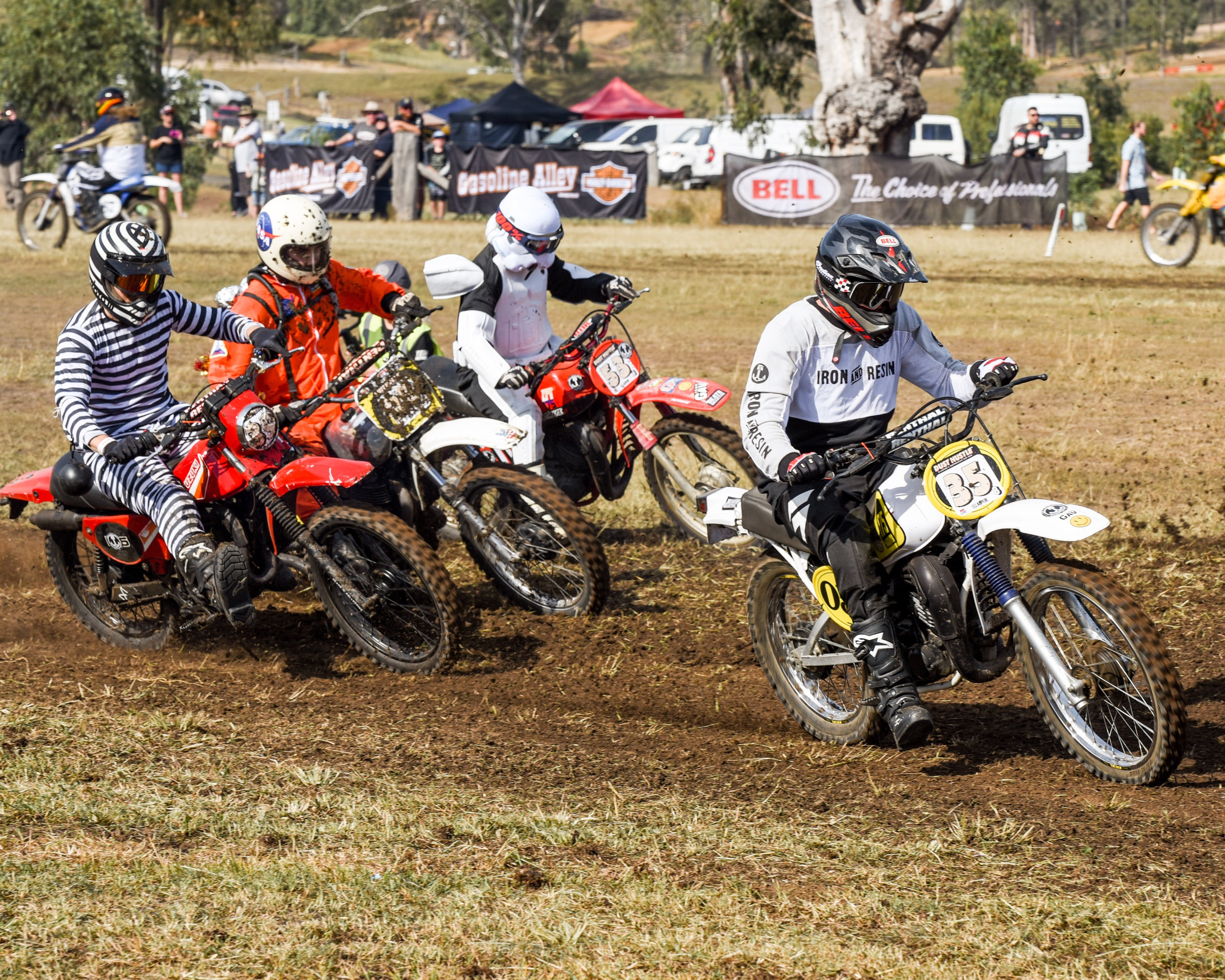 Dust Hustle Queensland Moto Park - Townsville Tourism