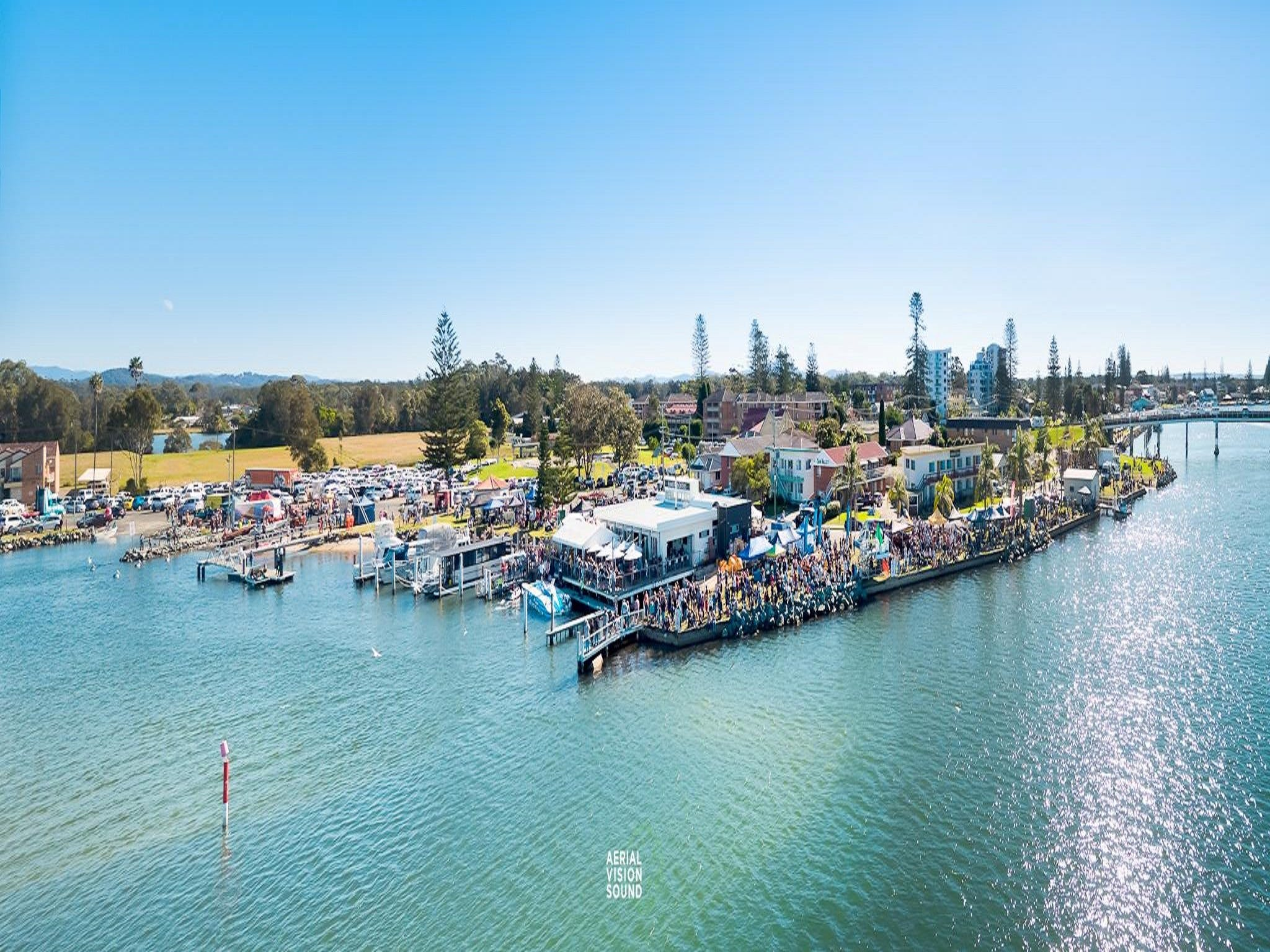 Fred Williams Aquatic Festival - Townsville Tourism