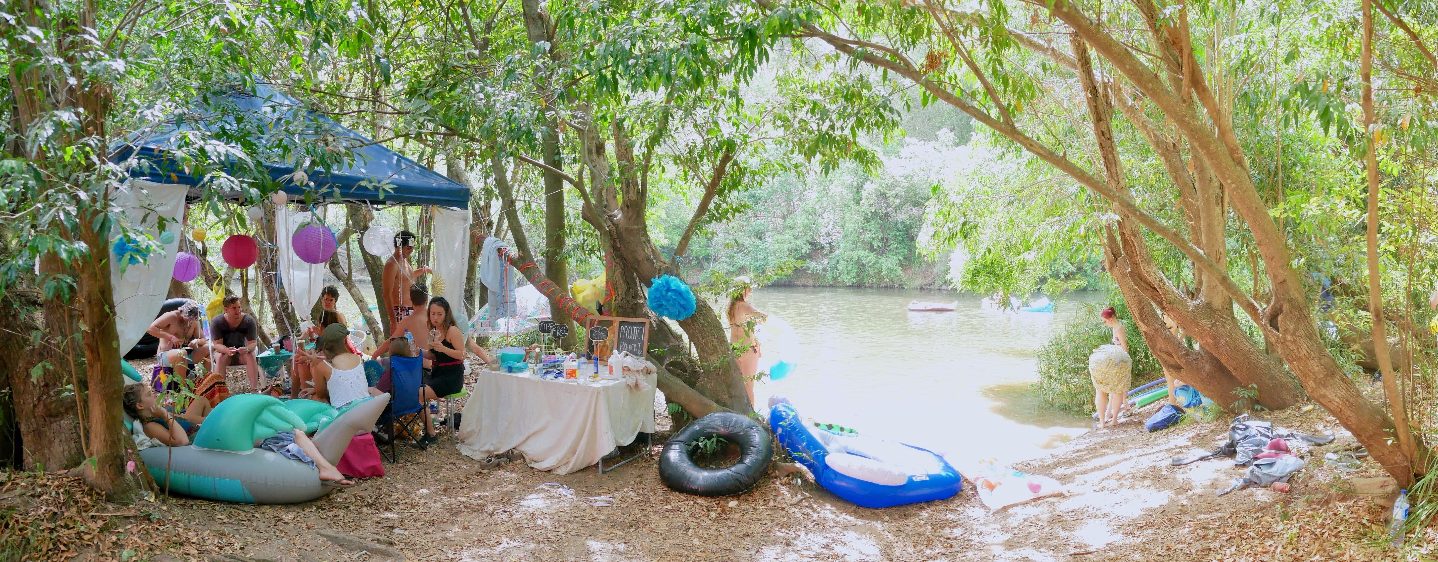 Jungle Love Festival - Townsville Tourism