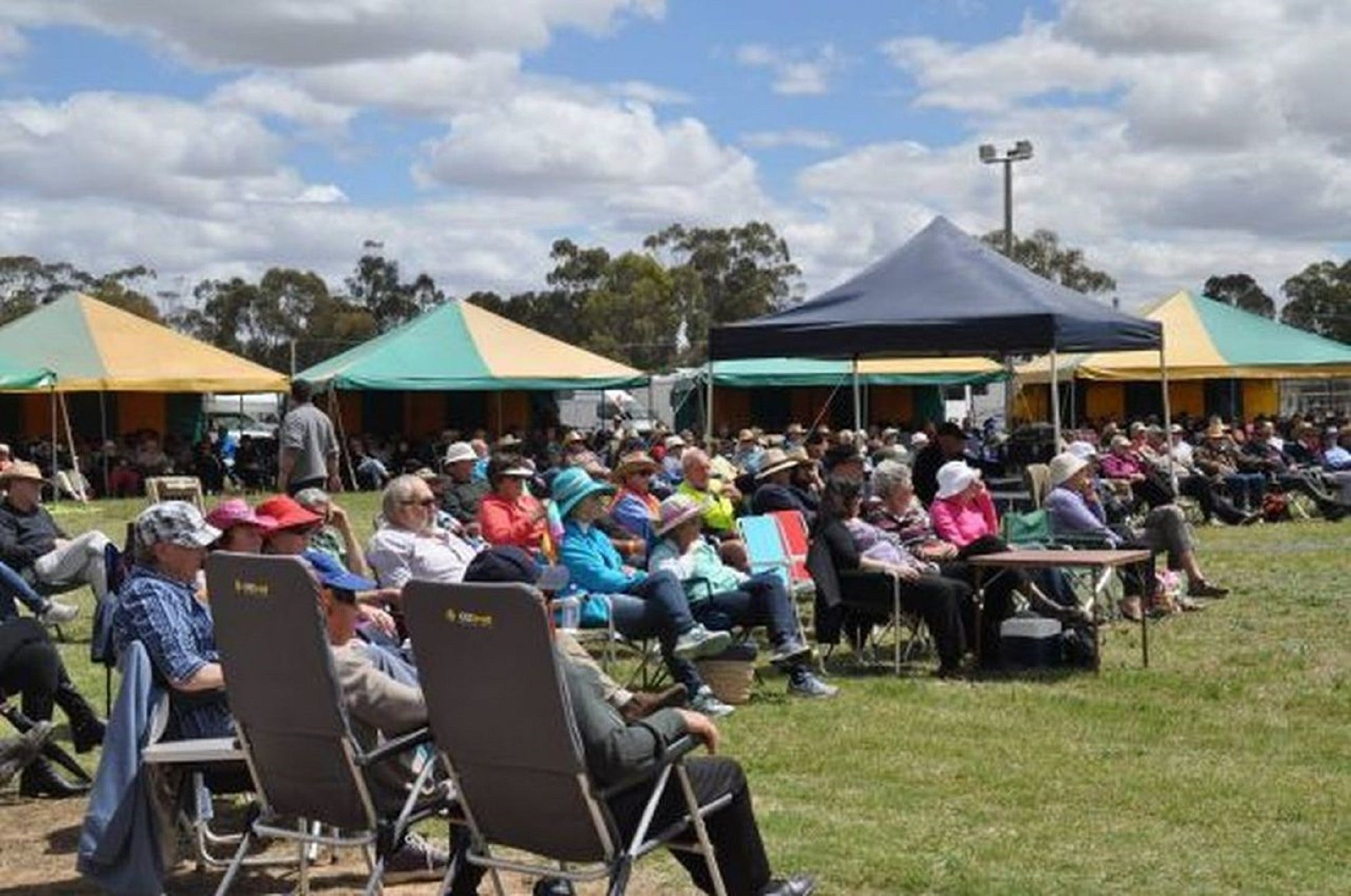 Kyabram RV Country Music Corral - Townsville Tourism