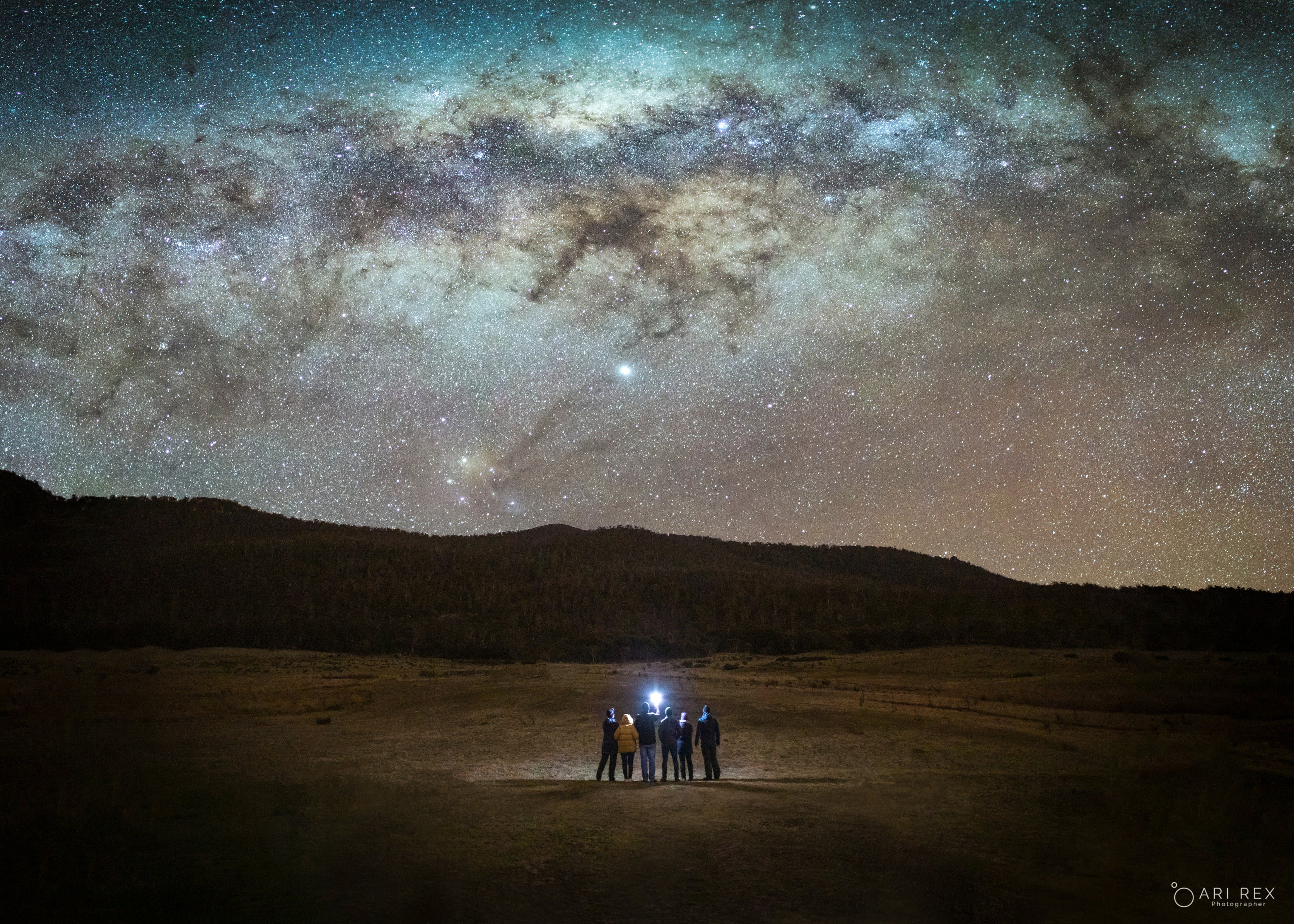 Milky Way Photography Workshop with Ari Rex - Townsville Tourism