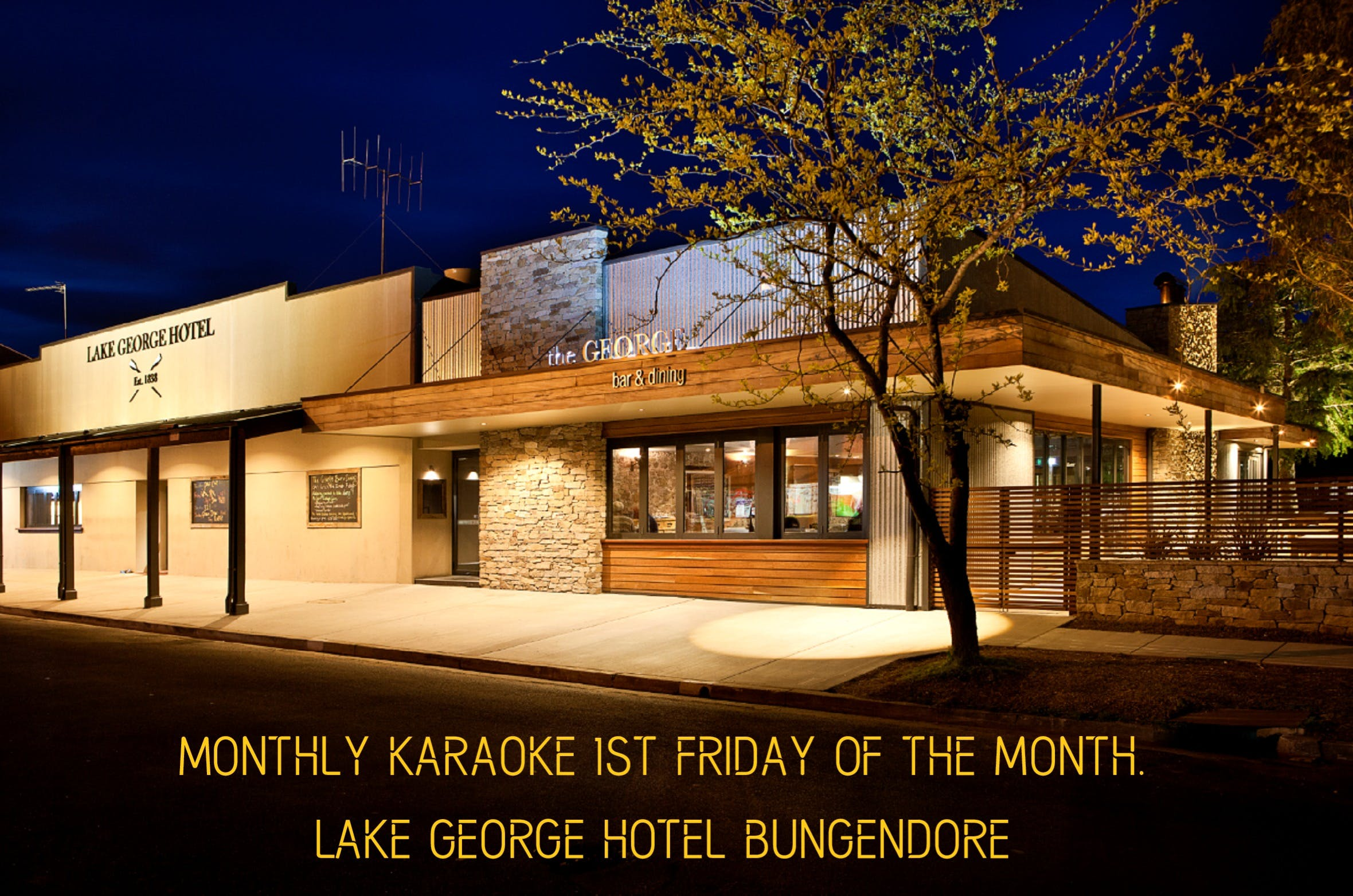 Monthly Karaoke - Townsville Tourism