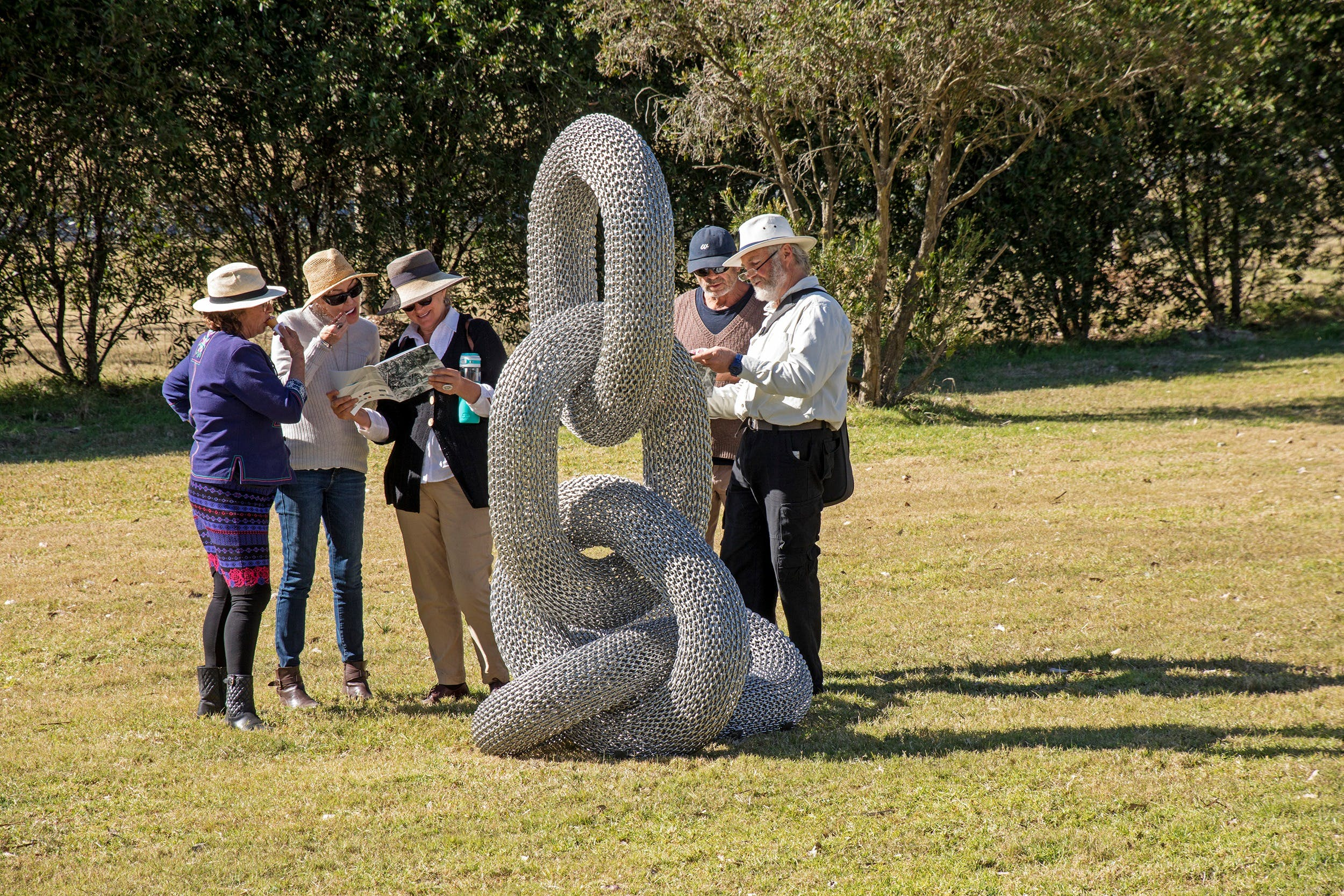 Sculpture for Clyde - Outdoor Exhibition - Townsville Tourism