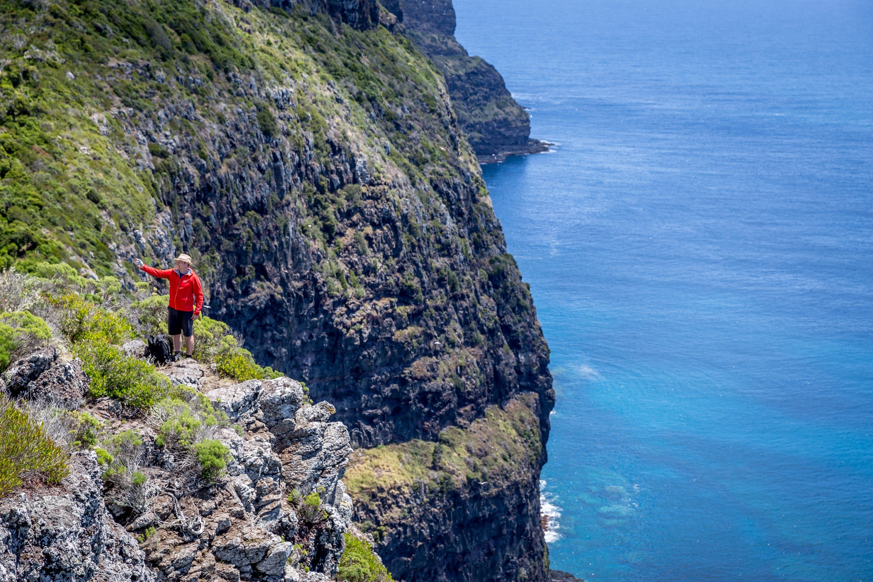 Seven Peaks Walk at Pinetrees Lord Howe Island - Townsville Tourism