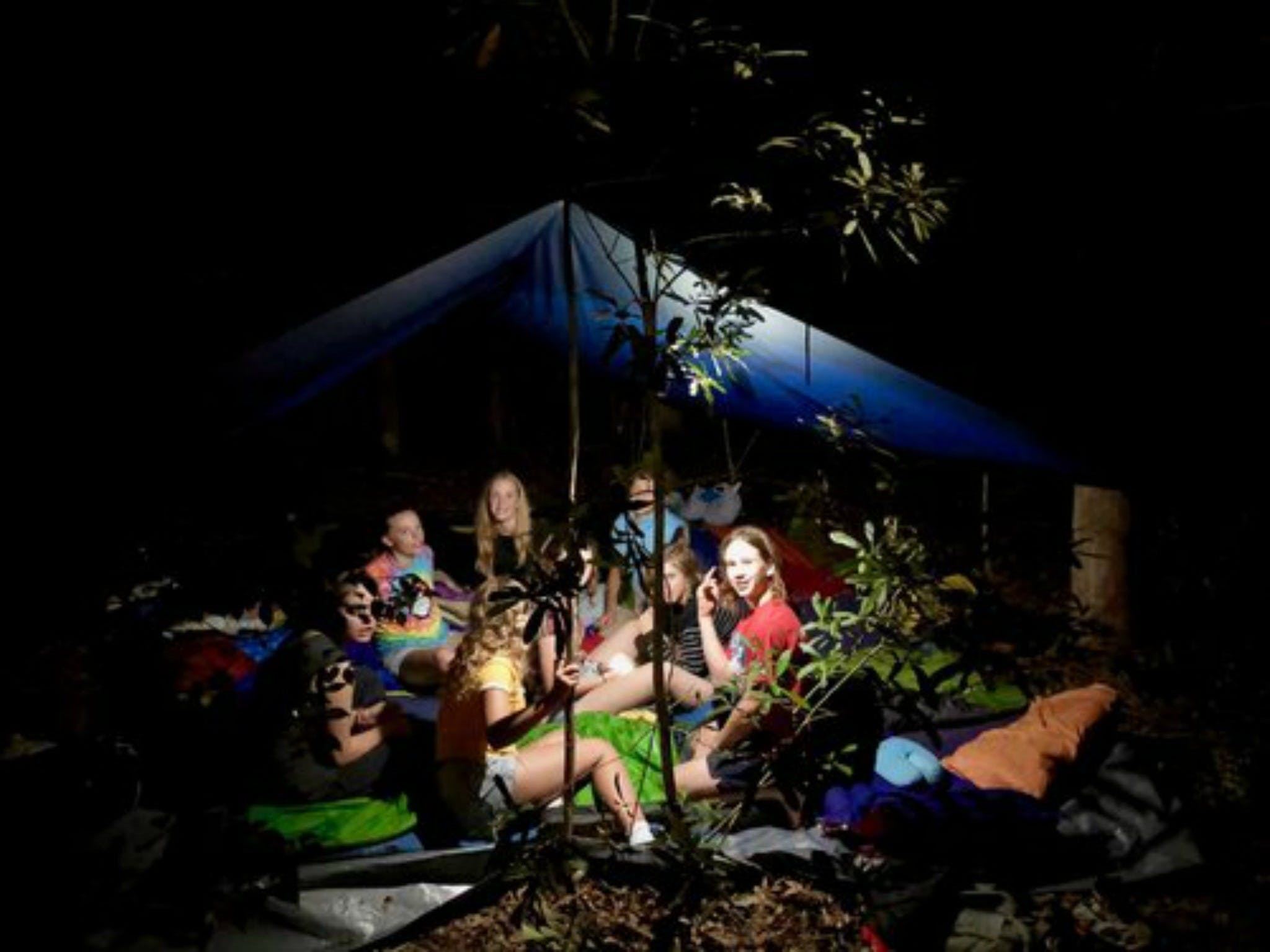 Summer  Family Nature Camp - Townsville Tourism
