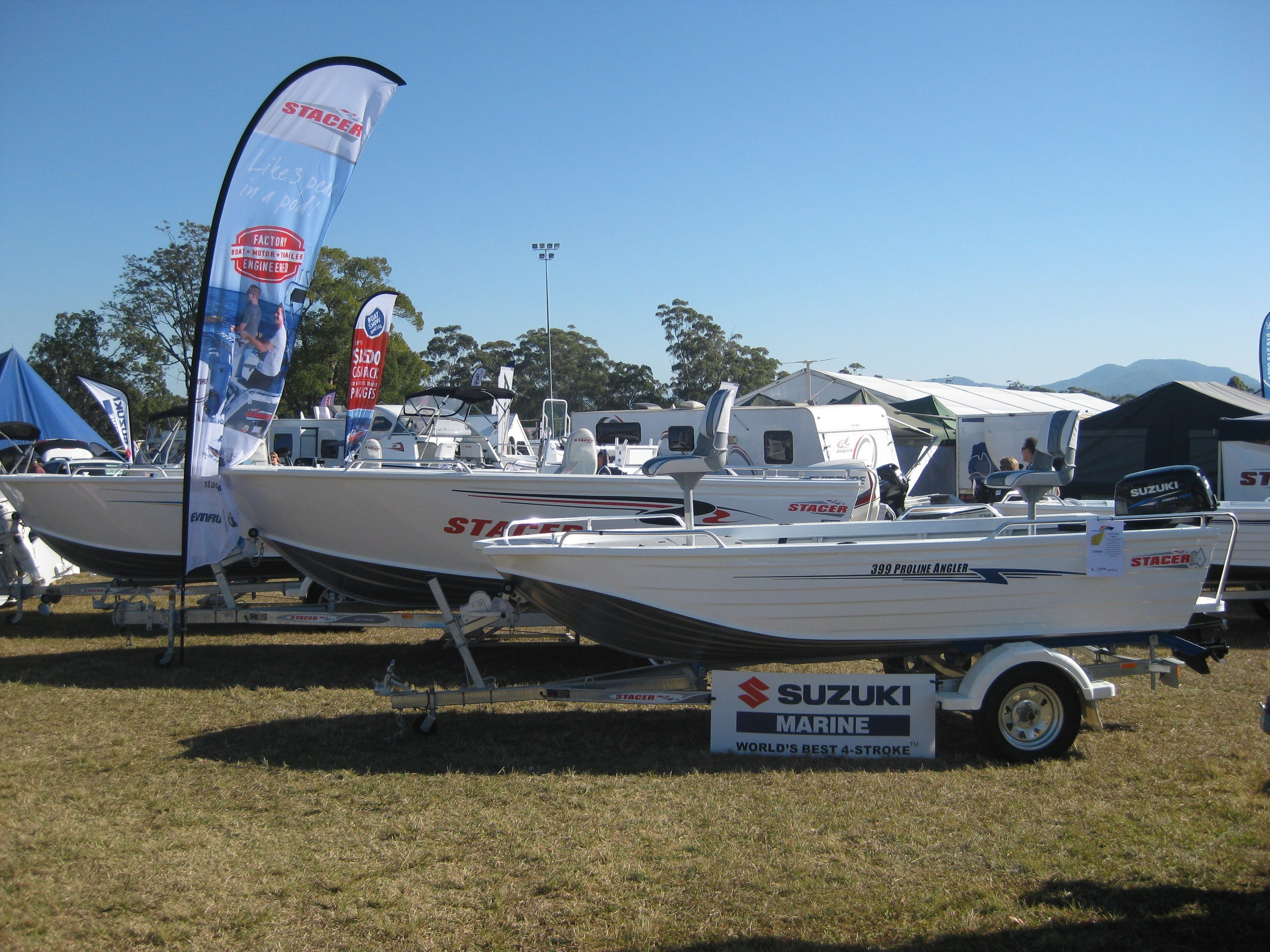 Mid North Coast Caravan Camping 4WD Fish and Boat Show - Townsville Tourism