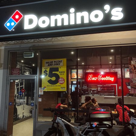 Domino's Pizza - Townsville Tourism