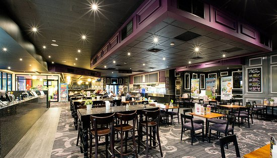 Skyways Hotel Bistro - Townsville Tourism