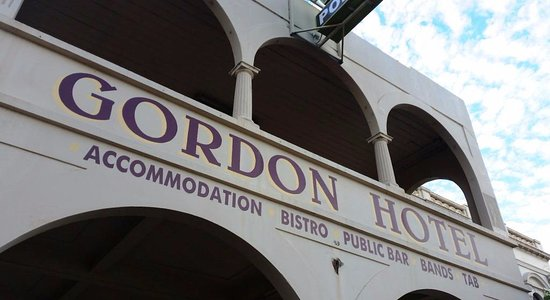 Gordon Hotel - Townsville Tourism
