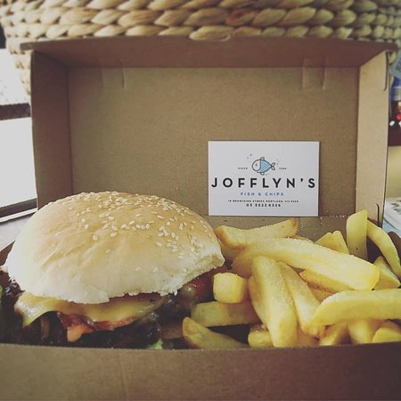 Jofflyn's Fish  Chips - Townsville Tourism
