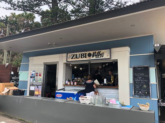 Zubi at Billy's - Townsville Tourism