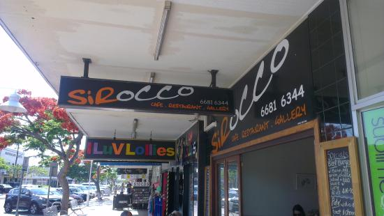 Sirocco Cafe and Gallery - Townsville Tourism