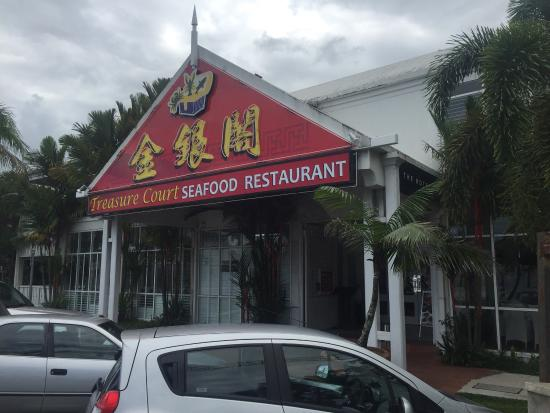 Treasure Court Seafood Restaurant - Townsville Tourism
