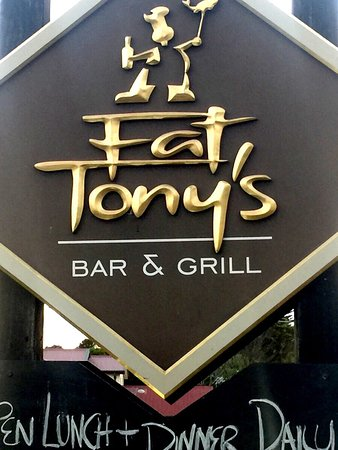 Fat Tony's Bar  Grill - Townsville Tourism