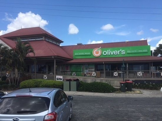 Oliver's Real Food - Townsville Tourism