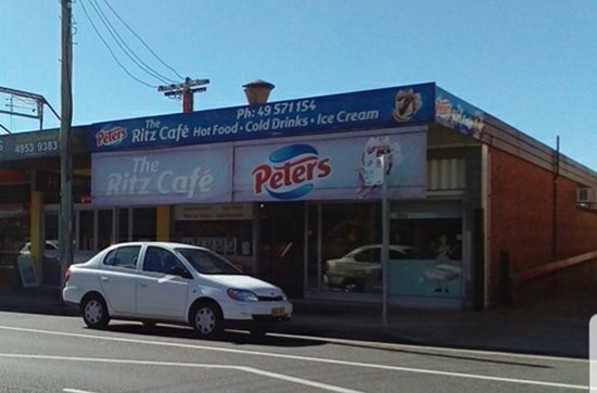 The Ritz Cafe - Townsville Tourism