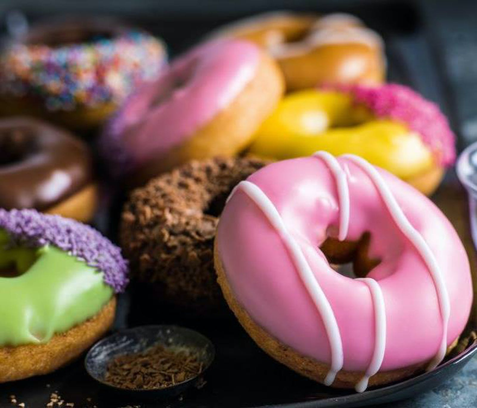 Donut King - Runaway Bay - Townsville Tourism