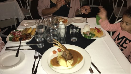 The Manse Restaurant - Townsville Tourism