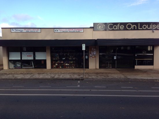 Cafe On Louise - Townsville Tourism