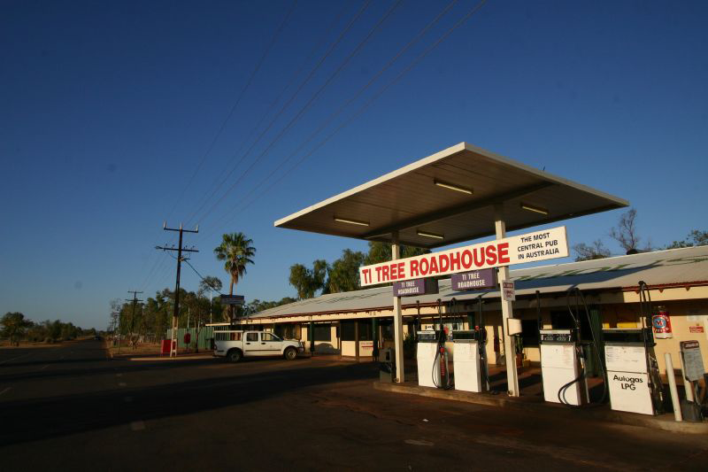 Ti Tree Roadhouse - Townsville Tourism