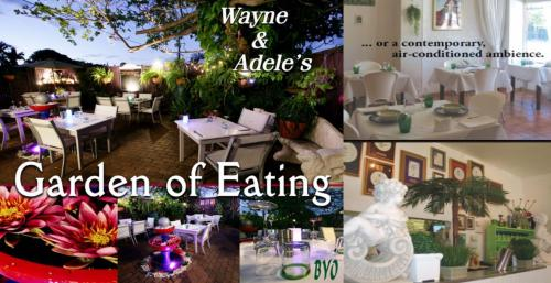 Garden of Eating BYO Restaurant - Townsville Tourism
