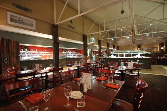 Bough House Restaurant - Townsville Tourism