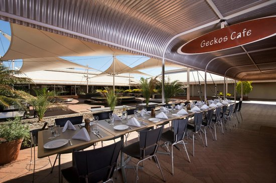 Gecko's Cafe - Townsville Tourism
