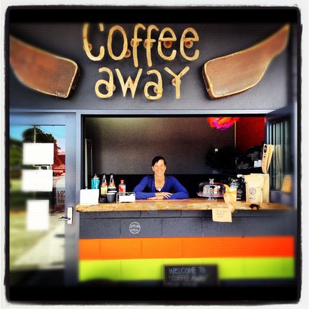 Coffee Away - Townsville Tourism