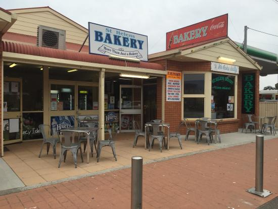St Helens Bakery - Townsville Tourism