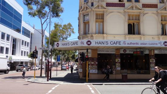 Han's Cafe - Townsville Tourism