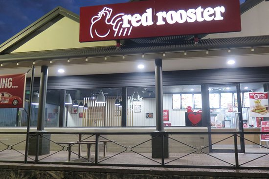 Red Rooster - Townsville Tourism