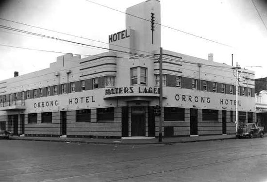 The Orrong Hotel - Townsville Tourism