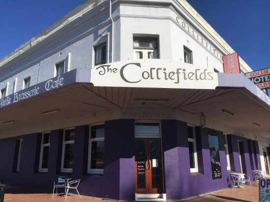 The Colliefields Coffee Shoppe / Tea House - Townsville Tourism