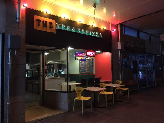 The Kebab  Pizza in Collie - Townsville Tourism