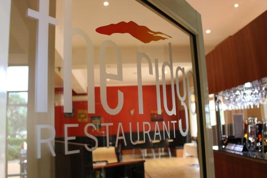 The Ridge Restaurant - Townsville Tourism