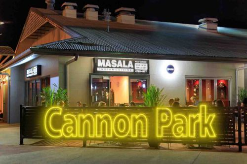 Masala Indian Cannon Park - Townsville Tourism