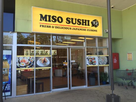 Miso Sushi - Townsville Tourism