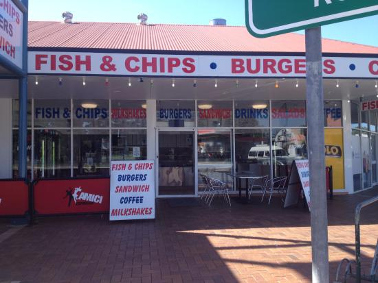 Beaudesert Fish and Chips - Townsville Tourism