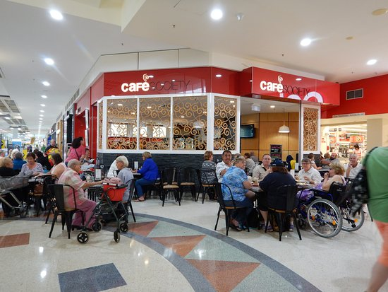 Cafe Society - Townsville Tourism