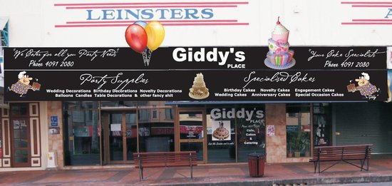 Giddy's Place - Townsville Tourism
