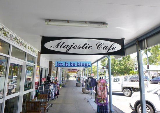 Majestic Cafe - Townsville Tourism